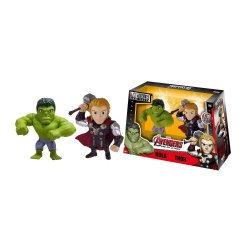 Marvel Metals Die Cast Figures Thor & Hulk 10 cm