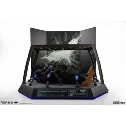 The Dark Knight RC Vehicle 1/12 Tumbler Deluxe Pack 37 cm