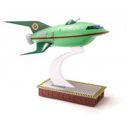Futurama Master Series Replica Planet Express Ship 30 cm
