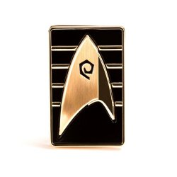 Star Trek Discovery Replica 1/1 Magnetic Cadet Badge