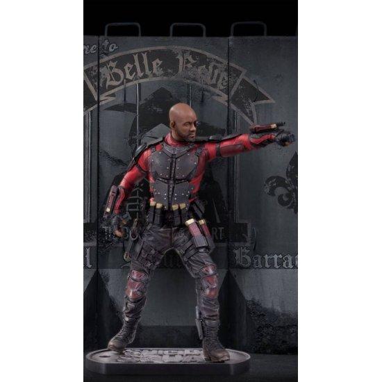Suicide Squad: Deadshot Statue - action figures