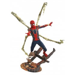 Avengers Infinity War Marvel Premier Collection Statue Iron Spider-Man 30 cm