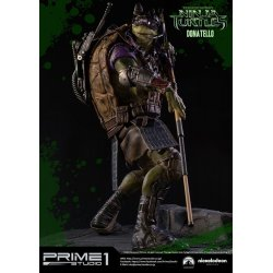 Teenage Mutant Ninja Turtles Museum Master Line Statue Donatello 63 cm