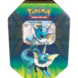 Pokemon - Elemental Power Tin Vaporeon GX