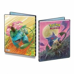Pokemon - Portfolio Pok Sun & Moon 9 9-pocket
