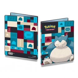 Pokemon - Portfolio Snorlax 9-pocket