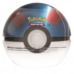 Pokemon - Pokeball Tin 2019 Great Pokéball