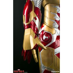 Iron Man 3 Life-Size Statue Iron Man Mark 42 215 cm
