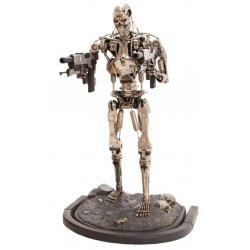 Terminator 2 Statue 1/1 T-800 Endoskeleton Version 2 190 cm