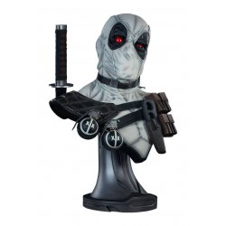 Marvel Comics Bust 1/1 Deadpool X-Force Sideshow Exclusive 71 cm