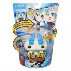 Yo-Kai Watch - Converting Komasan-Businessman
