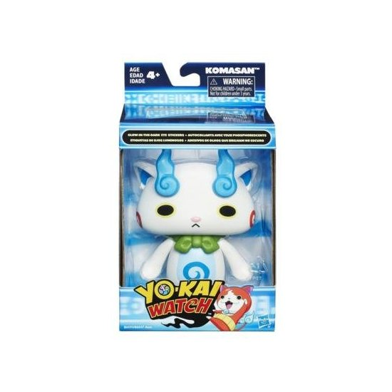 Yo-kai Watch - Mood Reveal Figures - Komasan