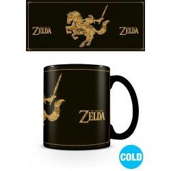 Legend of Zelda Heat Change Mug Map