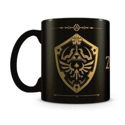 Legend of Zelda Foil Mug Hylian Shield
