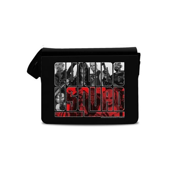 Suicide Squad Messenger Bag - action figures