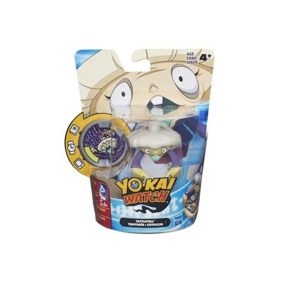 Yo-Kai Watch - Medal Moments - Tattletell - action figures