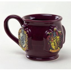 Harry Potter 3D Mug Crests