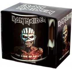 Iron Maiden Mug The Book of Souls