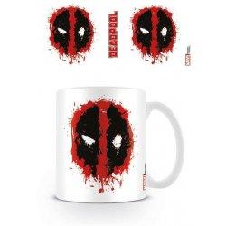 Deadpool Mug Splat