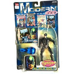 Marvel Modern Age - Black Bolt - action figures