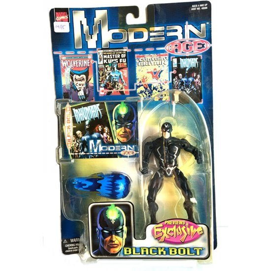 Marvel Modern Age - Black Bold