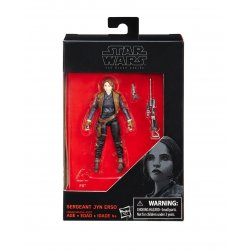 Star Wars Black Series Action Figures 10 cm - Jyn Erso (Rogue One)