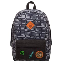 Minecraft Backpack Camo