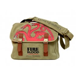 Game of Thrones Messenger Bag Targaryen