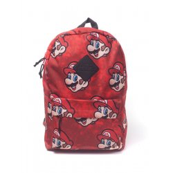 Nintendo Backpack Super Mario Sublimation