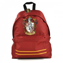Harry Potter Backpack Gryffindor Crest