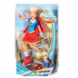 DC Superhero Girls - Supergirl 12''