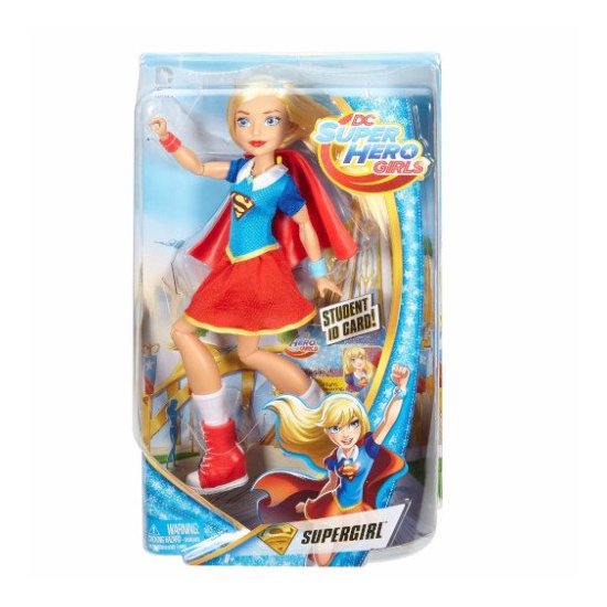DC Superhero Girls - Supergirl 12'' - action figures