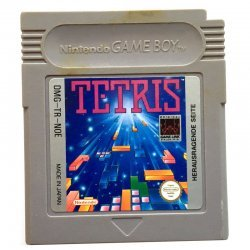 Gameboy - Tetris