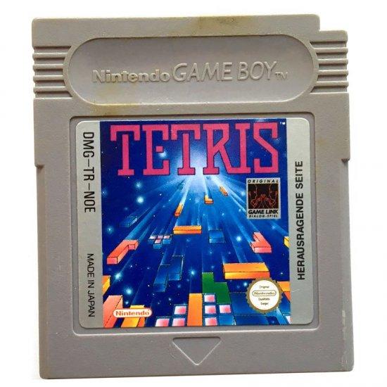 Game Boy - Tetris