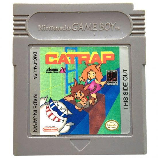 Gameboy - Cattrap