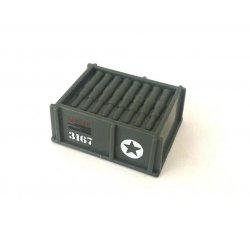 GI Joe - Ammo Dump Unit Ammo Case