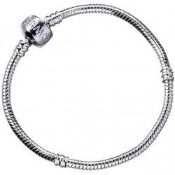 Harry Potter Slider Charm Bracelet (silver plated)