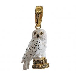 Harry Potter Bracelet Charm Lumos Hedwig
