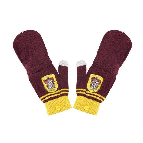Harry Potter Gloves (Fingerless) Gryffindor
