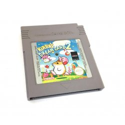 GameBoy - Kirby's Dreamland 2