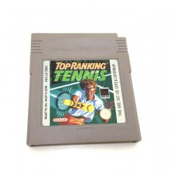 GameBoy - Top Ranking Tennis