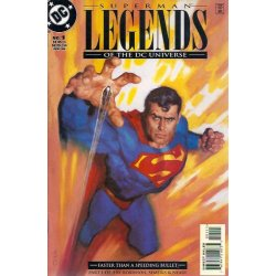 Legends of the DC Universe 1 - action figures