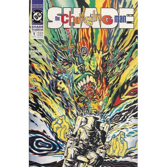 Shade the Changing Man (2nd Series) 1