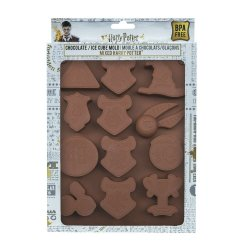 Harry Potter Chocolate / Ice Cube Mold Logos