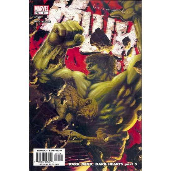 Incredible Hulk (2nd Series) 54