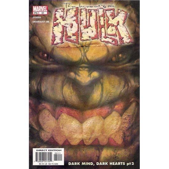 Incredible Hulk (2nd Series) 51