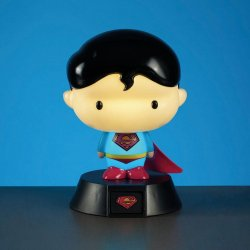 DC Comics 3D Light Superman 10 cm