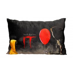 Stephen Kings It 2017 Cushion You'll Float Too 55 x 35 cm