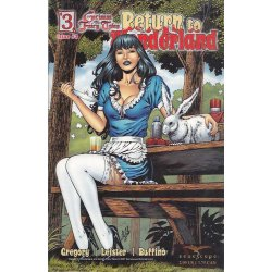 Grimm Fairy Tales Return to Wonderland 3B