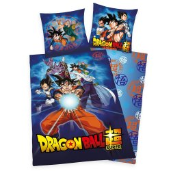 Dragonball Super Duvet Set Characters 135 x 200 cm / 80 x 80 cm
